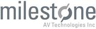 Milestone AV Technologies logo