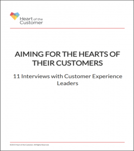 Aiming for the Hearts of their Customers