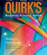 quirk's cover