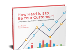 How Hard is it to Be Your Customer Book Cover