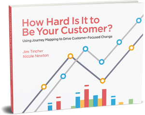 How Hard Is It to Be Your Customer Journey Mapping Book