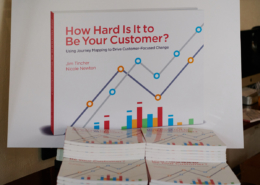 How Hard is it to Be Your Customer Book