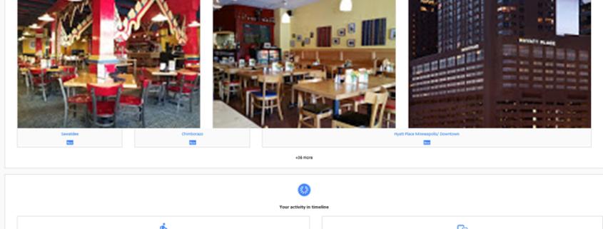 Creepy Google Maps Email