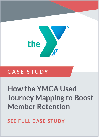 How the YMCA Used Journey Mapping to Boost Member Retention After an attempt to enhance customer experience using Six Sigma fell short, the YMCA of the Greater Twin Cities turned to journey mapping.