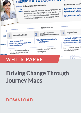 We surveyed more than 100 CX professionals to capture a snapshot of the current state of journey mapping. Find out what they had to say about metrics, methodology, map styles, and more. This white paper is packed with useful charts, figures, and other stats that show what works and what doesn't for journey mapping practitioners in today's marketplace.
